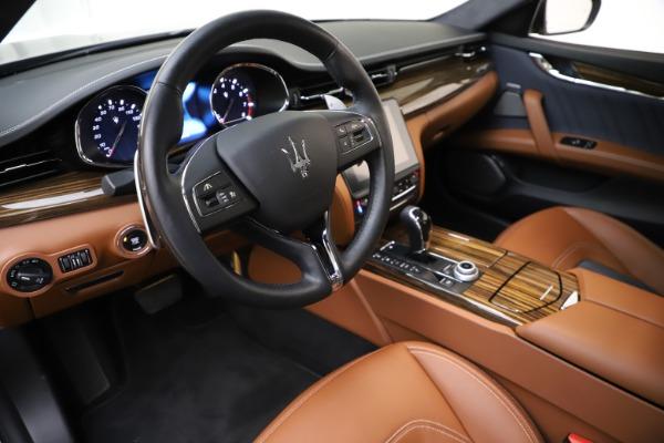 Used 2017 Maserati Quattroporte S Q4 GranLusso for sale $59,900 at Aston Martin of Greenwich in Greenwich CT 06830 13