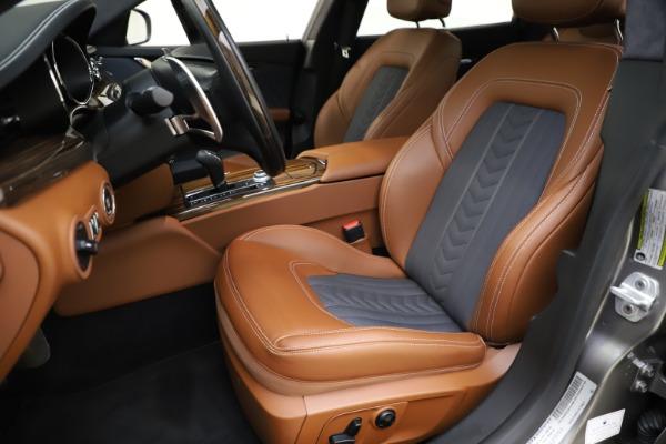 Used 2017 Maserati Quattroporte S Q4 GranLusso for sale $59,900 at Aston Martin of Greenwich in Greenwich CT 06830 15