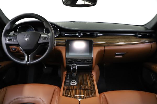 Used 2017 Maserati Quattroporte S Q4 GranLusso for sale $59,900 at Aston Martin of Greenwich in Greenwich CT 06830 16