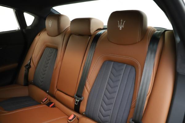 Used 2017 Maserati Quattroporte S Q4 GranLusso for sale $59,900 at Aston Martin of Greenwich in Greenwich CT 06830 18