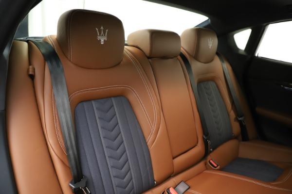 Used 2017 Maserati Quattroporte S Q4 GranLusso for sale $59,900 at Aston Martin of Greenwich in Greenwich CT 06830 26
