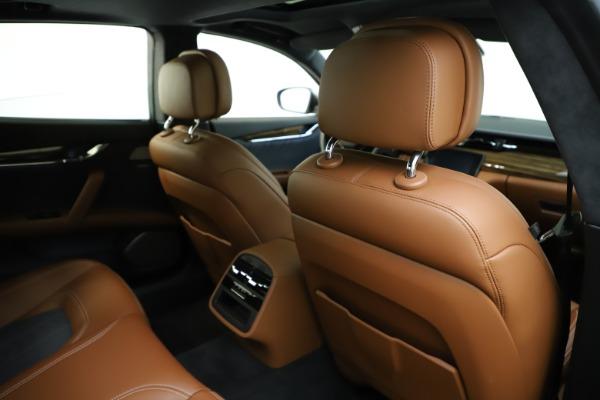 Used 2017 Maserati Quattroporte S Q4 GranLusso for sale $59,900 at Aston Martin of Greenwich in Greenwich CT 06830 28