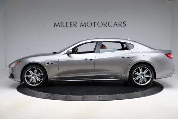 Used 2017 Maserati Quattroporte S Q4 GranLusso for sale $59,900 at Aston Martin of Greenwich in Greenwich CT 06830 3