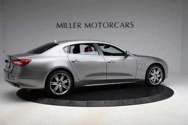 Used 2017 Maserati Quattroporte S Q4 GranLusso for sale $59,900 at Aston Martin of Greenwich in Greenwich CT 06830 8