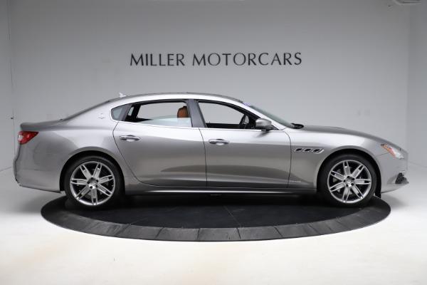 Used 2017 Maserati Quattroporte S Q4 GranLusso for sale $59,900 at Aston Martin of Greenwich in Greenwich CT 06830 9