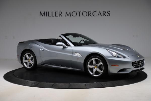 Used 2013 Ferrari California 30 for sale $103,900 at Aston Martin of Greenwich in Greenwich CT 06830 10