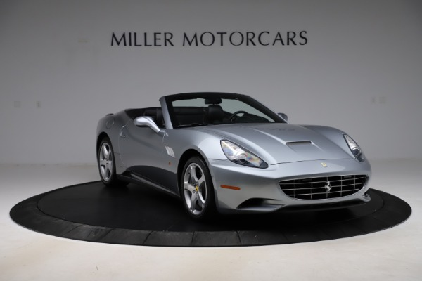 Used 2013 Ferrari California 30 for sale $103,900 at Aston Martin of Greenwich in Greenwich CT 06830 11