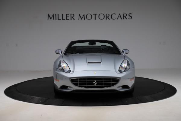 Used 2013 Ferrari California 30 for sale $103,900 at Aston Martin of Greenwich in Greenwich CT 06830 12