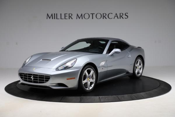 Used 2013 Ferrari California 30 for sale $103,900 at Aston Martin of Greenwich in Greenwich CT 06830 13