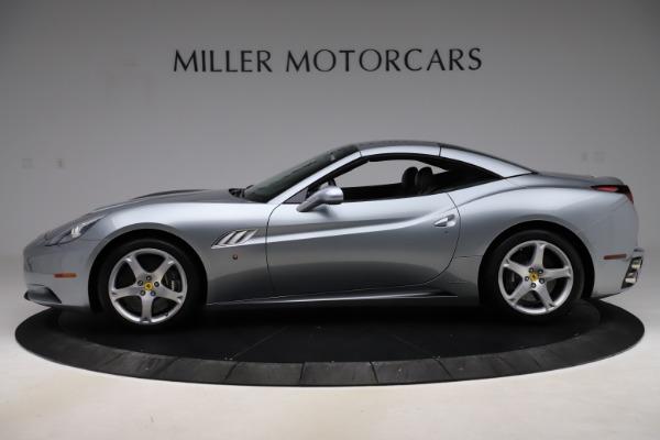 Used 2013 Ferrari California 30 for sale $103,900 at Aston Martin of Greenwich in Greenwich CT 06830 14