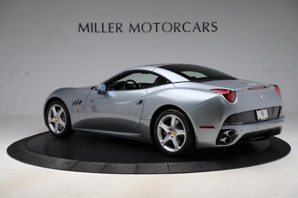 Used 2013 Ferrari California 30 for sale $103,900 at Aston Martin of Greenwich in Greenwich CT 06830 15
