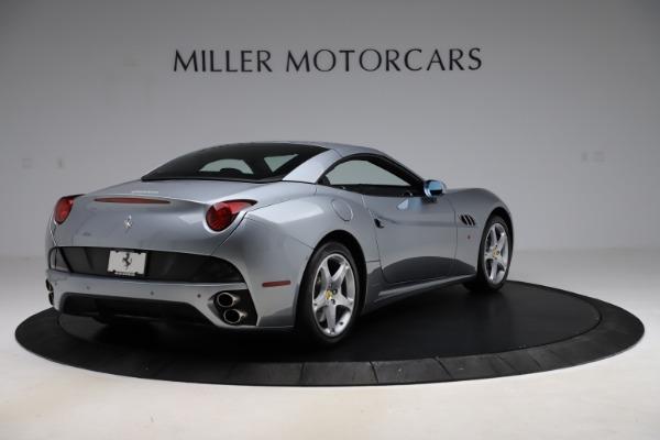 Used 2013 Ferrari California 30 for sale $103,900 at Aston Martin of Greenwich in Greenwich CT 06830 16