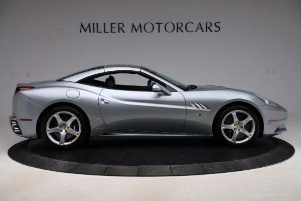 Used 2013 Ferrari California 30 for sale $103,900 at Aston Martin of Greenwich in Greenwich CT 06830 17