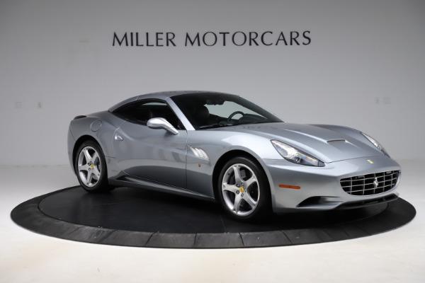 Used 2013 Ferrari California 30 for sale $103,900 at Aston Martin of Greenwich in Greenwich CT 06830 18