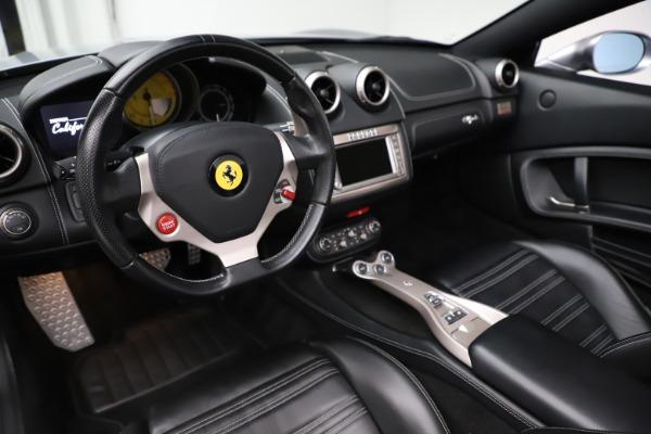 Used 2013 Ferrari California 30 for sale $103,900 at Aston Martin of Greenwich in Greenwich CT 06830 19