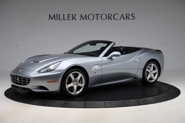 Used 2013 Ferrari California 30 for sale $103,900 at Aston Martin of Greenwich in Greenwich CT 06830 2