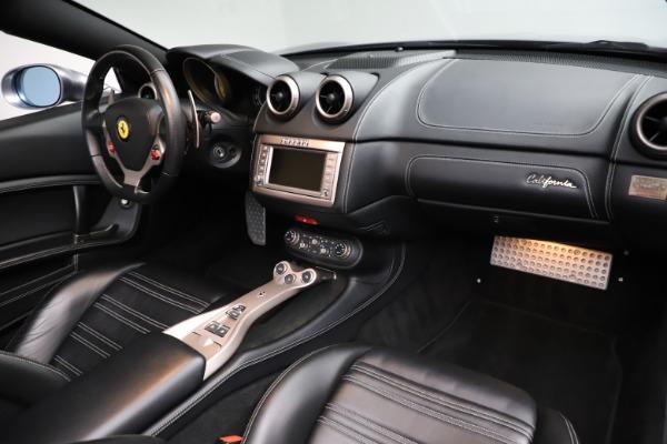Used 2013 Ferrari California 30 for sale $103,900 at Aston Martin of Greenwich in Greenwich CT 06830 24