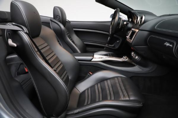 Used 2013 Ferrari California 30 for sale $103,900 at Aston Martin of Greenwich in Greenwich CT 06830 25