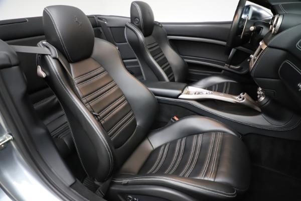 Used 2013 Ferrari California 30 for sale $103,900 at Aston Martin of Greenwich in Greenwich CT 06830 26