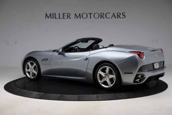 Used 2013 Ferrari California 30 for sale $103,900 at Aston Martin of Greenwich in Greenwich CT 06830 4
