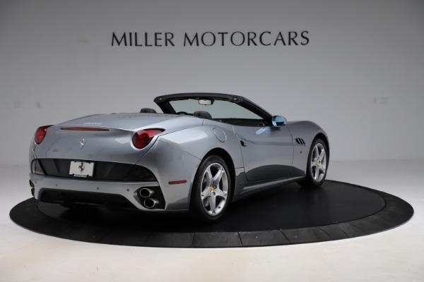 Used 2013 Ferrari California 30 for sale $103,900 at Aston Martin of Greenwich in Greenwich CT 06830 7
