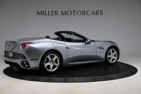 Used 2013 Ferrari California 30 for sale $103,900 at Aston Martin of Greenwich in Greenwich CT 06830 8