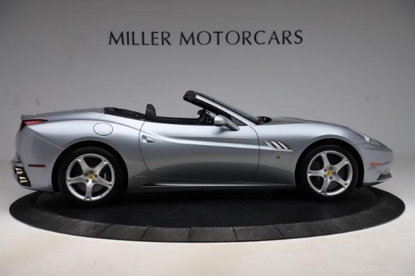 Used 2013 Ferrari California 30 for sale $103,900 at Aston Martin of Greenwich in Greenwich CT 06830 9