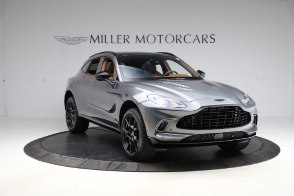 New 2021 Aston Martin DBX for sale $229,486 at Aston Martin of Greenwich in Greenwich CT 06830 10