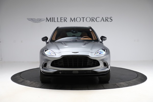 New 2021 Aston Martin DBX for sale $229,486 at Aston Martin of Greenwich in Greenwich CT 06830 11
