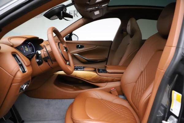 New 2021 Aston Martin DBX SUV for sale $229,486 at Aston Martin of Greenwich in Greenwich CT 06830 12
