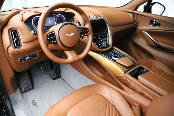 New 2021 Aston Martin DBX SUV for sale $229,486 at Aston Martin of Greenwich in Greenwich CT 06830 13