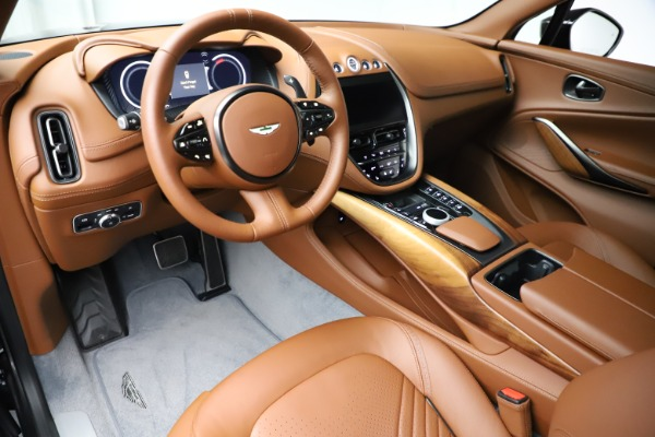 New 2021 Aston Martin DBX for sale $229,486 at Aston Martin of Greenwich in Greenwich CT 06830 13
