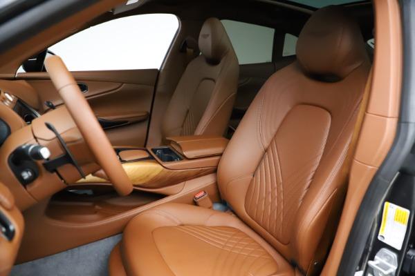 New 2021 Aston Martin DBX SUV for sale $229,486 at Aston Martin of Greenwich in Greenwich CT 06830 14