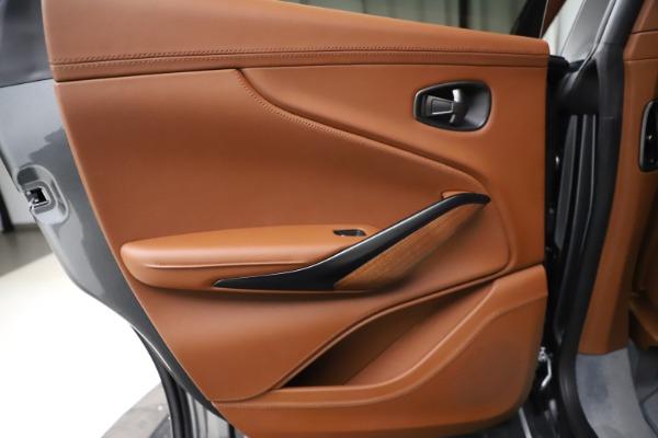 New 2021 Aston Martin DBX SUV for sale $229,486 at Aston Martin of Greenwich in Greenwich CT 06830 19