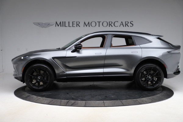 New 2021 Aston Martin DBX for sale $229,486 at Aston Martin of Greenwich in Greenwich CT 06830 2