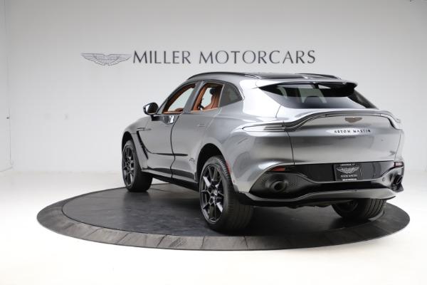 New 2021 Aston Martin DBX SUV for sale $229,486 at Aston Martin of Greenwich in Greenwich CT 06830 4