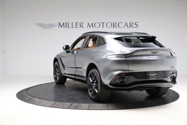New 2021 Aston Martin DBX for sale $229,486 at Aston Martin of Greenwich in Greenwich CT 06830 4