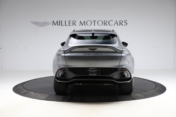 New 2021 Aston Martin DBX for sale $229,486 at Aston Martin of Greenwich in Greenwich CT 06830 5