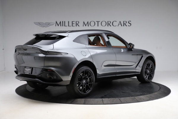 New 2021 Aston Martin DBX for sale $229,486 at Aston Martin of Greenwich in Greenwich CT 06830 7