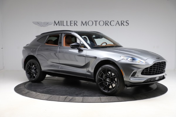 New 2021 Aston Martin DBX for sale $229,486 at Aston Martin of Greenwich in Greenwich CT 06830 9