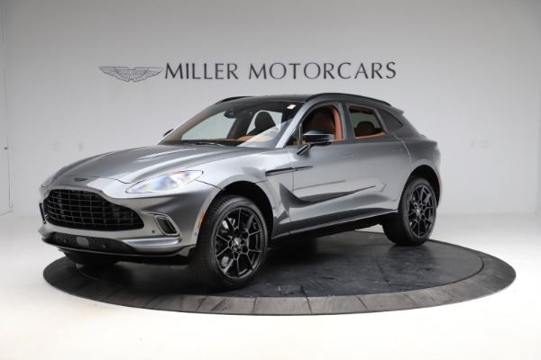 New 2021 Aston Martin DBX for sale $229,486 at Aston Martin of Greenwich in Greenwich CT 06830 1