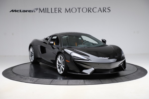 Used 2019 McLaren 570S for sale $177,900 at Aston Martin of Greenwich in Greenwich CT 06830 10