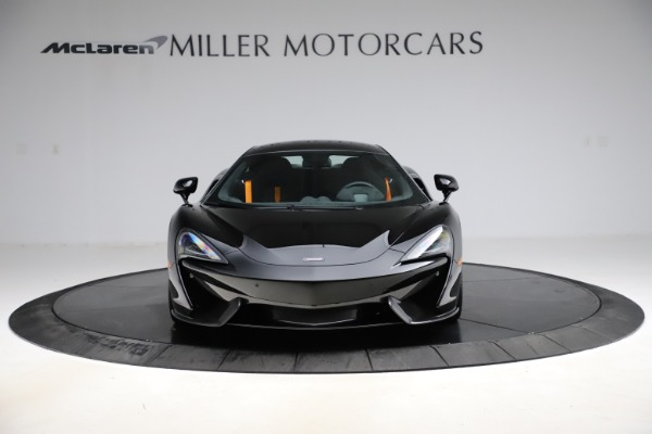 Used 2019 McLaren 570S for sale $177,900 at Aston Martin of Greenwich in Greenwich CT 06830 11