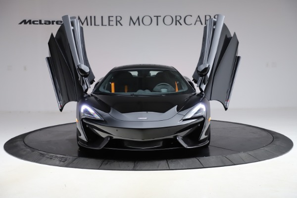 Used 2019 McLaren 570S for sale $177,900 at Aston Martin of Greenwich in Greenwich CT 06830 12