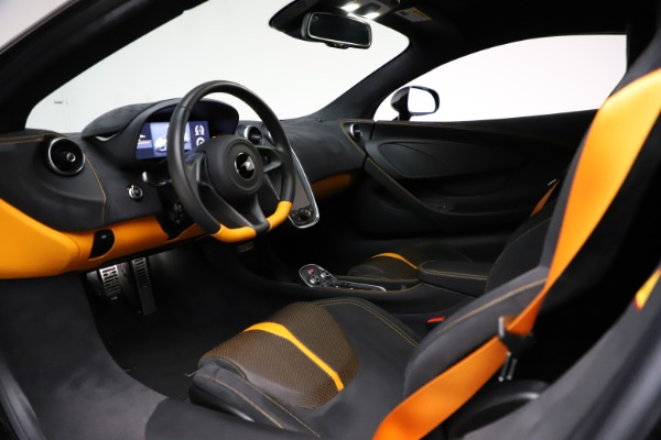 Used 2019 McLaren 570S for sale $177,900 at Aston Martin of Greenwich in Greenwich CT 06830 16