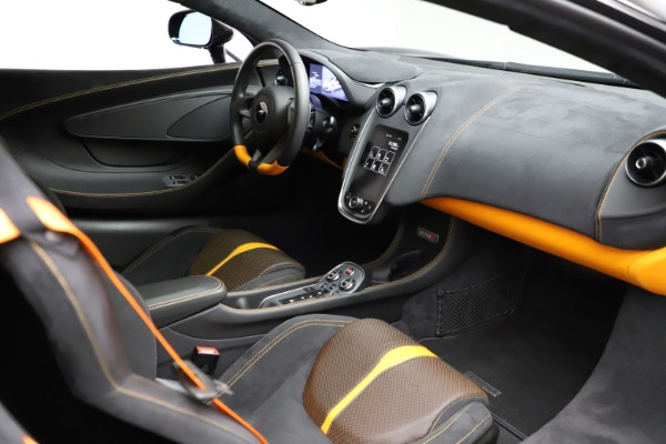 Used 2019 McLaren 570S for sale $177,900 at Aston Martin of Greenwich in Greenwich CT 06830 19