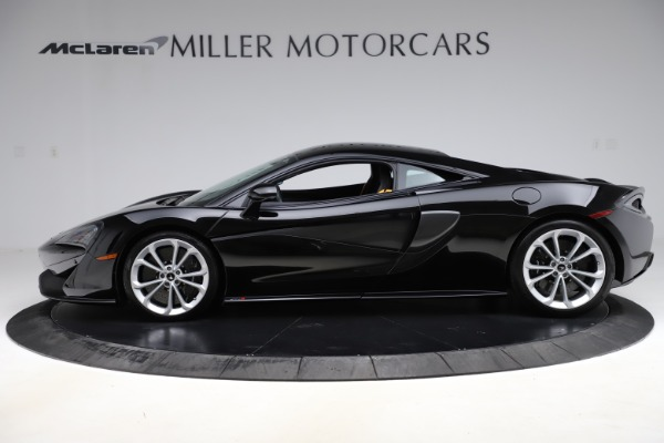 Used 2019 McLaren 570S for sale $177,900 at Aston Martin of Greenwich in Greenwich CT 06830 2