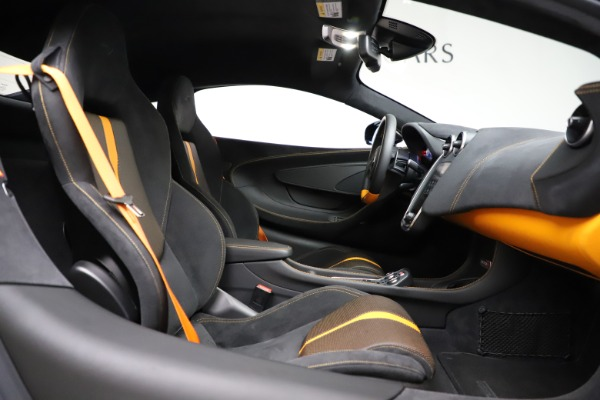 Used 2019 McLaren 570S for sale $177,900 at Aston Martin of Greenwich in Greenwich CT 06830 20