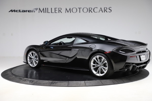 Used 2019 McLaren 570S for sale $177,900 at Aston Martin of Greenwich in Greenwich CT 06830 3
