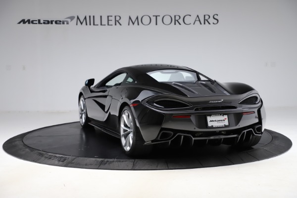 Used 2019 McLaren 570S for sale $177,900 at Aston Martin of Greenwich in Greenwich CT 06830 4